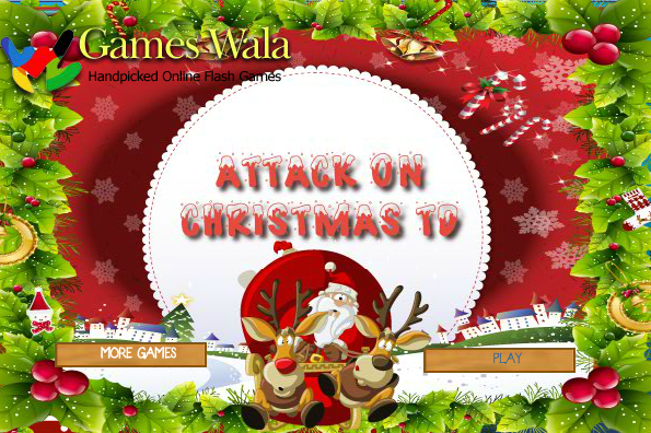 Attack On Christmas TD