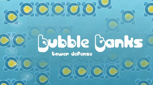 Bubble Tanks Tower Defense 1