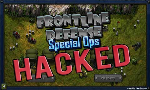 Frontline Defense: Special Ops – Hacked