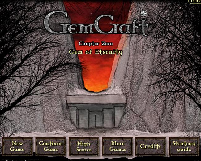 Gemcraft 2 – Chapter Zero