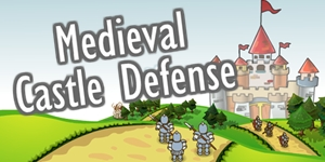 Medieval Castle Defense Game Online