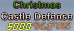 Christmas Castle Defense 5k Deluxe