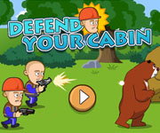 Defend Your Cabin Game
