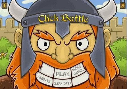 Click Battle Strategy Defense