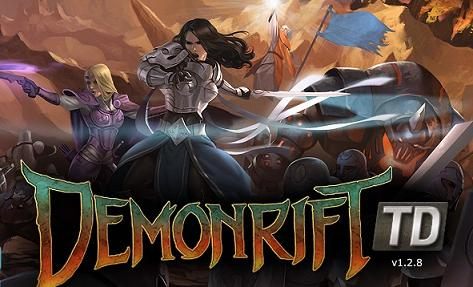 Demonrift TD tower defense game