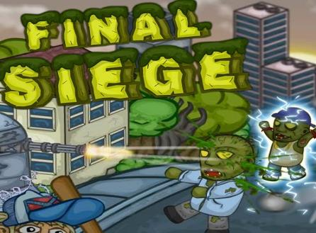 Final Siege Zombie Defense 1