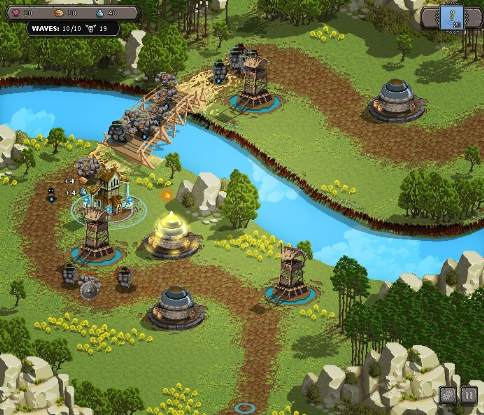 Hordes-of-Darkness-Level-3-Screenshot