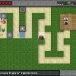 Minecraft tower defense map 1