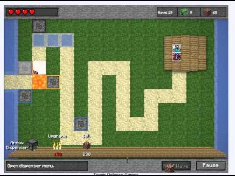 Minecraft-tower-defense-maps2