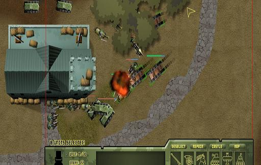 The Great War Strategy Game