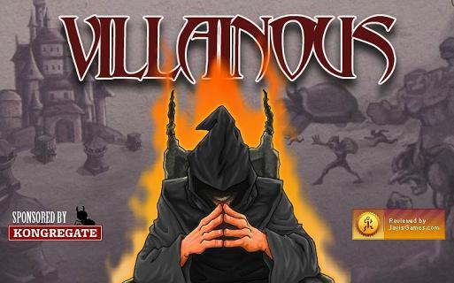 Villainous td game