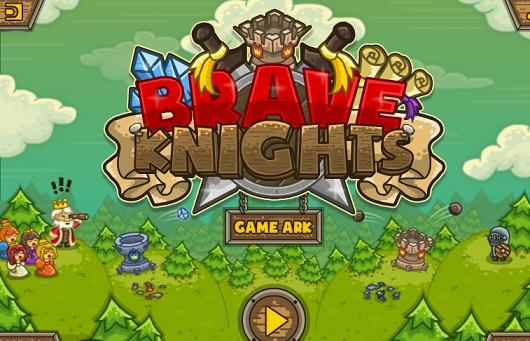 brave-knights-tower-defense-game