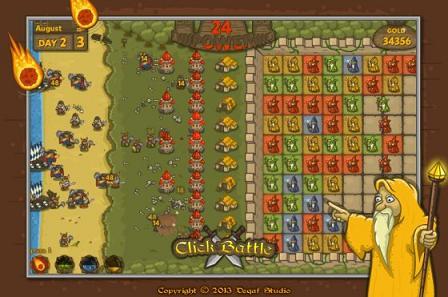 click-battle-defence-game