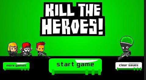 defence heroes game