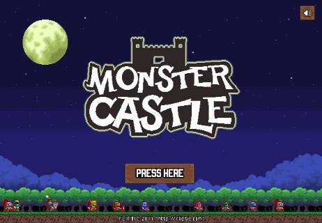 monster-castle-tower-defense-game