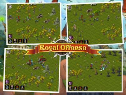 royal-offense-tower-defense-game